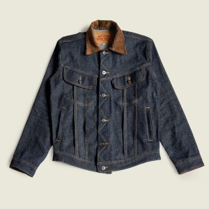 Lee Rider Denim Jacket Vintage Workwear