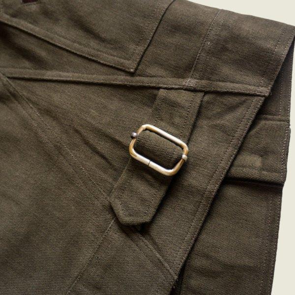 1930 Leather Sports Cossack Jacket