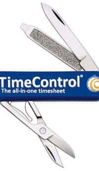 TimeControl Mobile on IPhone