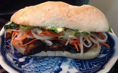 Vietnamese/Ethiopian Banh Mi Sandwich – A Flavorful Fusion of Asian and African Traditions