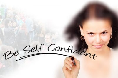 Women Without Self-Confidence-