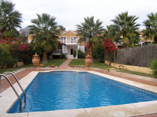 Holiday Rentals Spain Private Pool