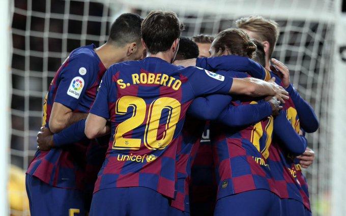 FC Barcelona 4-1 Celta de Vigo