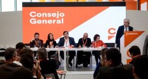 Militantes Ciudadanos votarán nueva Ejectuvia