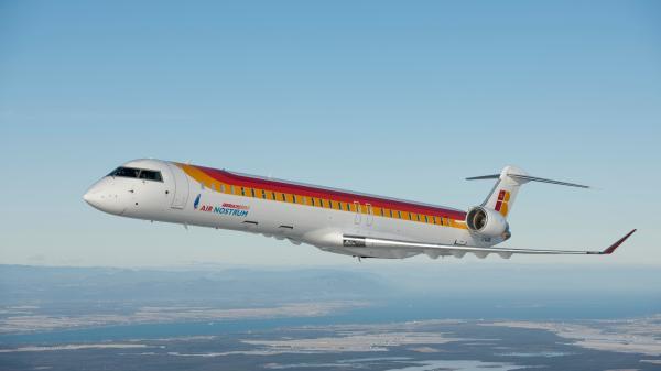 avión contrato