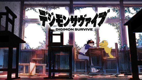 Portada del artículo del videojuego Digimon Survive