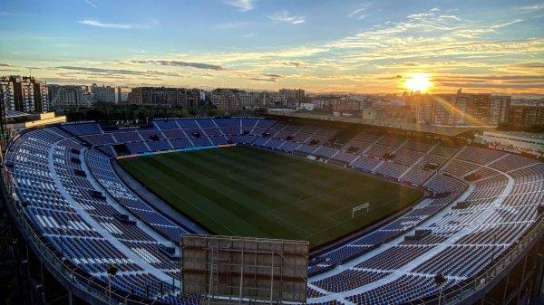 Perspectiva aérea del Ciutat de València