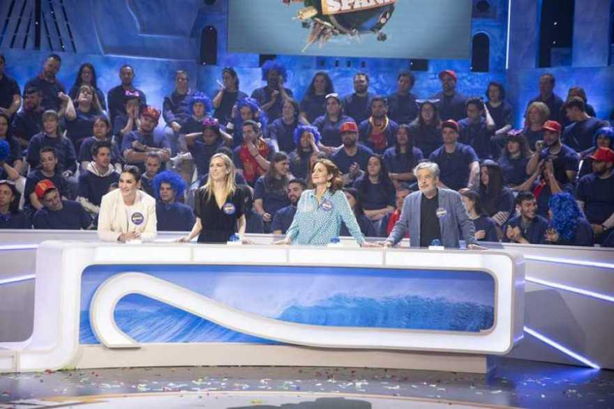 Participantes 'Typical Spanish'