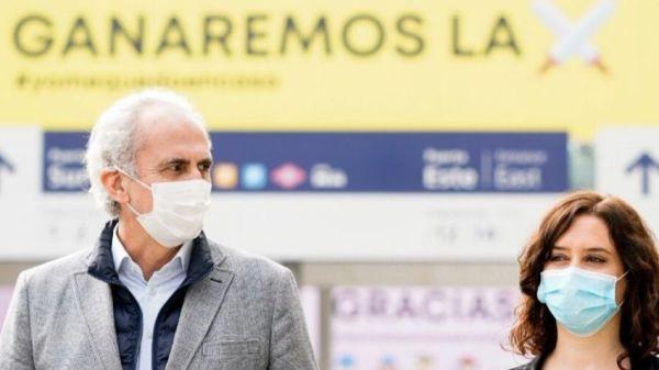 Madrid Fase 3