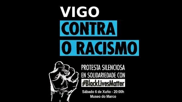 vigo contra o racismo