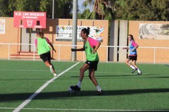 Partido inicial del Sporting de Huelva: Fotografía: Sporting de Huelva