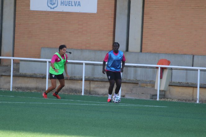 Primeros entrenamientos del Sporting de Huelva | Fotografía: Sporting de Huelva