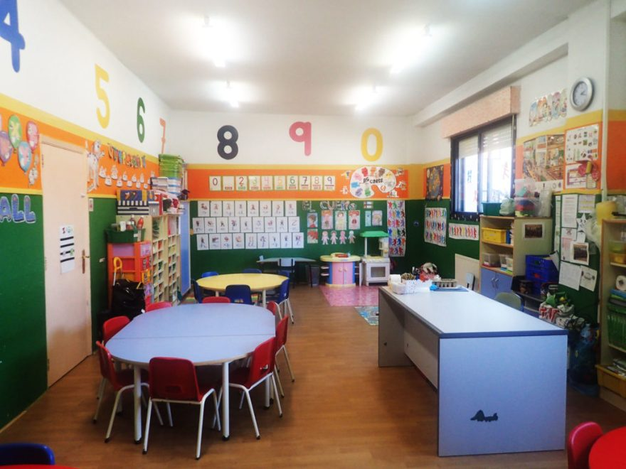 aula infantil