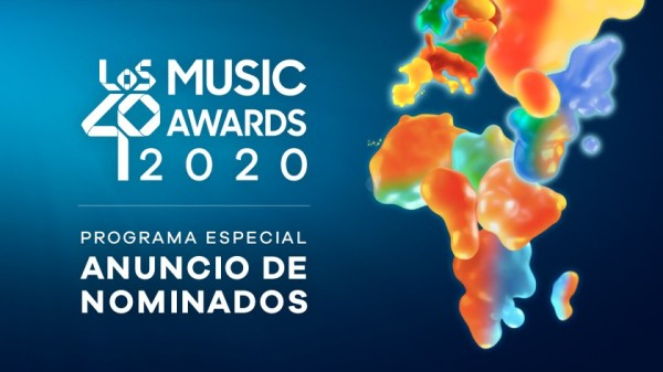 Los40 Music Awards 2020