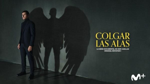 Imagen de contenido oficial de Colgar las Alas | Fuente: Movistar