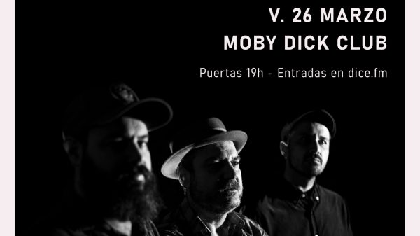 ACADEMIA ELADIO Y LOS SERES QUERIDOS CONCIERTO MOBY DICK MADRID