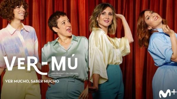 'Ver-Mú', el nuevo proyecto en el que se lanza Movistar+ que tiene que ver con el mundo del cine y las series