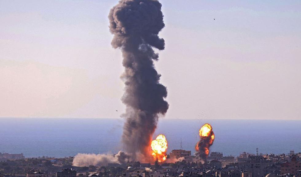 Las bombas caerán lejos, pero no tan lejos.