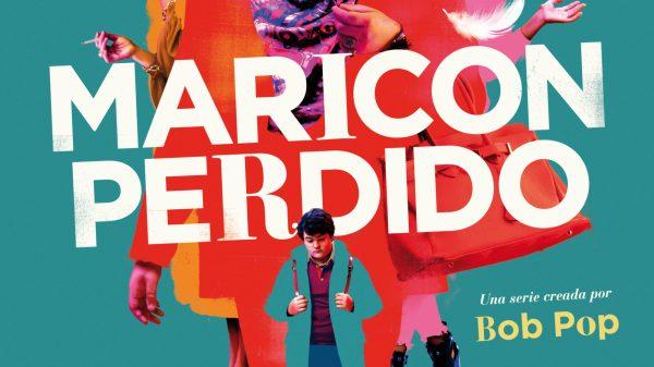 Cartel de Maricón Perdido. Fuente: Festival de Cine de Málaga