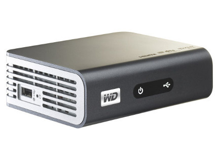 Review: Reproductor multimedia WD HDTV Live