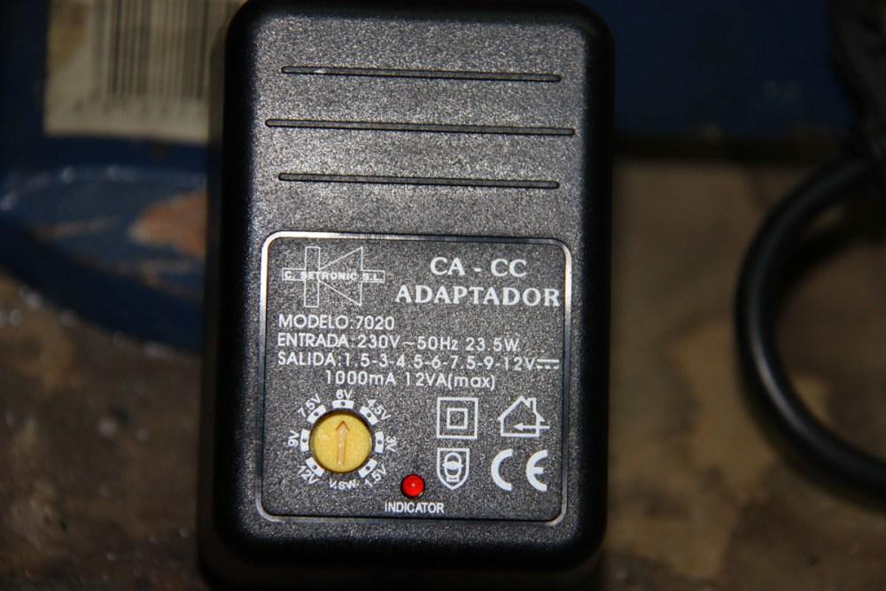 Modificación GRIP 450d para 220v