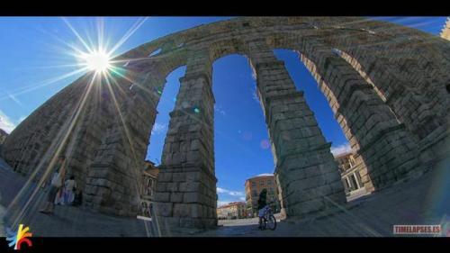 Segovia 2016 Timelapse