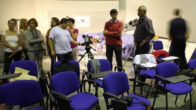 Curso de Cinematografía Digital