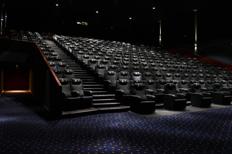 [VISITA] Cines Odeon SAMBIL, por dentro