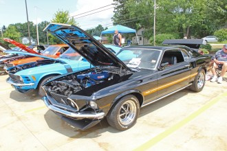 Timeless Muscle Magazine - Minneapolis muscle car show