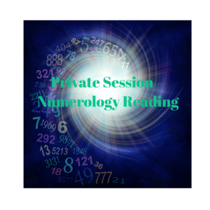 Numerology Pvt Session 500by500