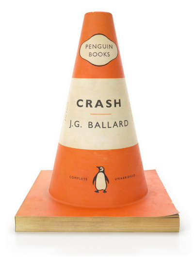 The Cover To J. G. Ballard's Crash Reconfigured