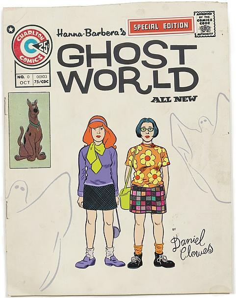 What If Dan Clowes Worked For Hanna Barbera?
