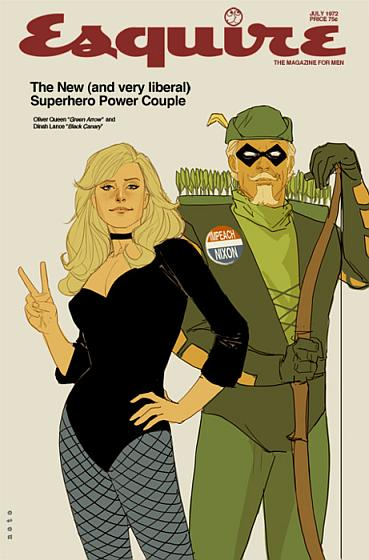 Black Canary & Green Arrow