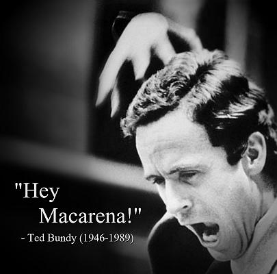 False Ted Bundy Quote