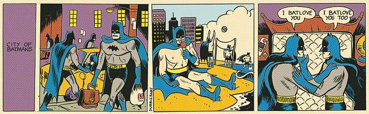 City Of Batmans