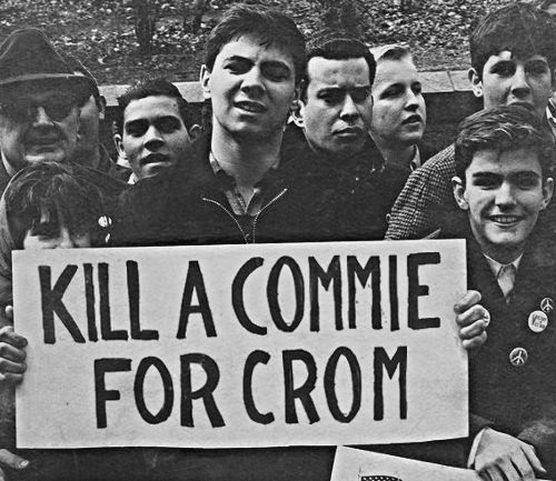 Kill A Commie For Crom