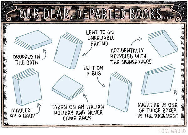 Our Dear Departed Books