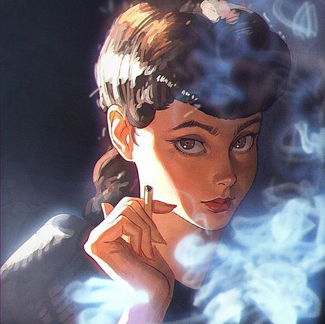 Rachel From Blade Runner