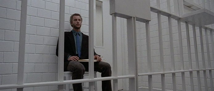 William Peterson in Manhunter