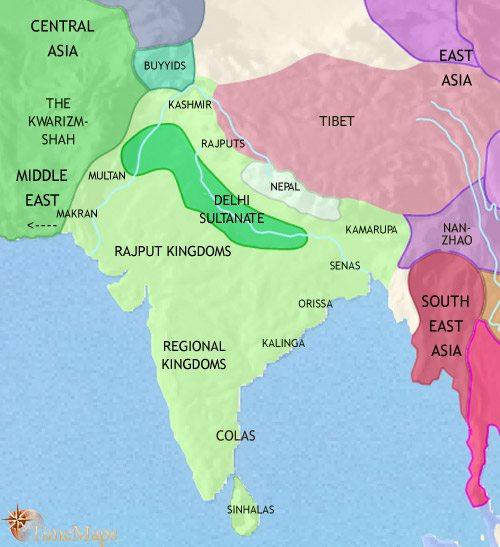 Invasion of Muslims India | History of Haridwar, Uttarakhand