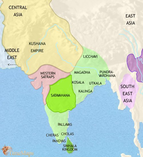 Kushan Empire | History of Haridwar, Uttarakhand