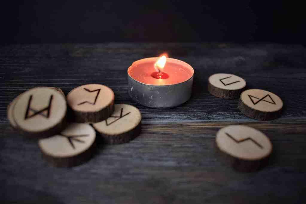 Rune consecration ritual