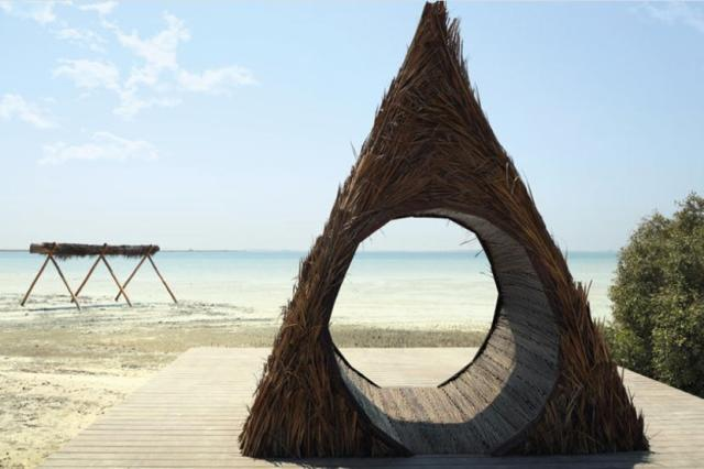Beach camping site and heritage walk to open at Al Hudayriat Island Abu Dhabi Image #3