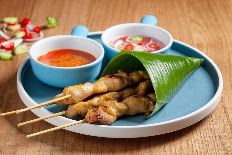 Kids eat free at Mango Tree Thai Bistro Dubai