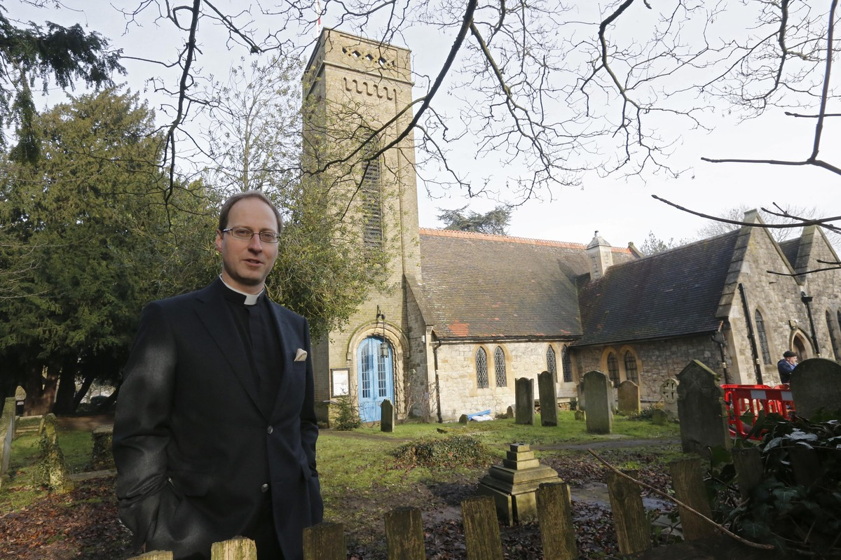 Times Series: Church rector James Mustard said he expects his parish to release a statement opposing the House of Bishops in the coming weeks