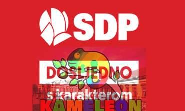 Sjednica Predsjedništva SDP-a BiH odgođena za Ponedeljak!