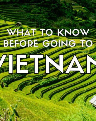 Vietnam Travel Tips: 15 Things You Need to Know