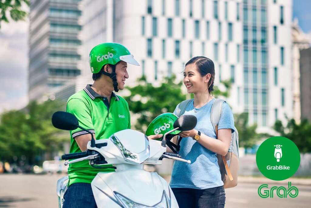 Grab introduced solutions for safety and security of their customers