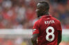 Naby Keita suffered from another injury in the clash against Leicester City