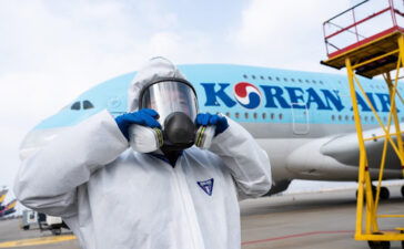 South Korea obligates the mask wearing rules stricter
